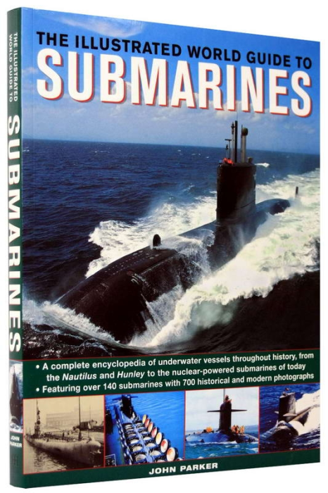 The Ilustrated World Guide to SUBMARINES 1