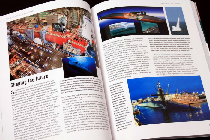 The Ilustrated World Guide to SUBMARINES 2