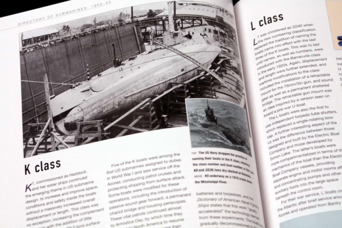 The Ilustrated World Guide to SUBMARINES 4