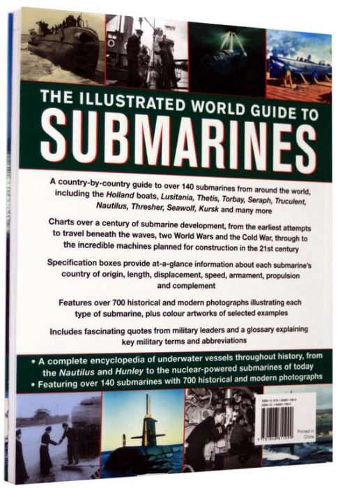 The Ilustrated World Guide to SUBMARINES 7