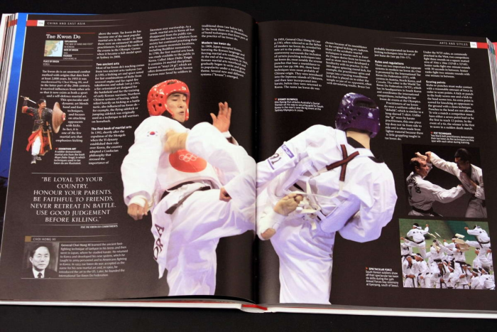 The Way of the Warrior. Martial Arts and Fighting Skills From Around the World 2