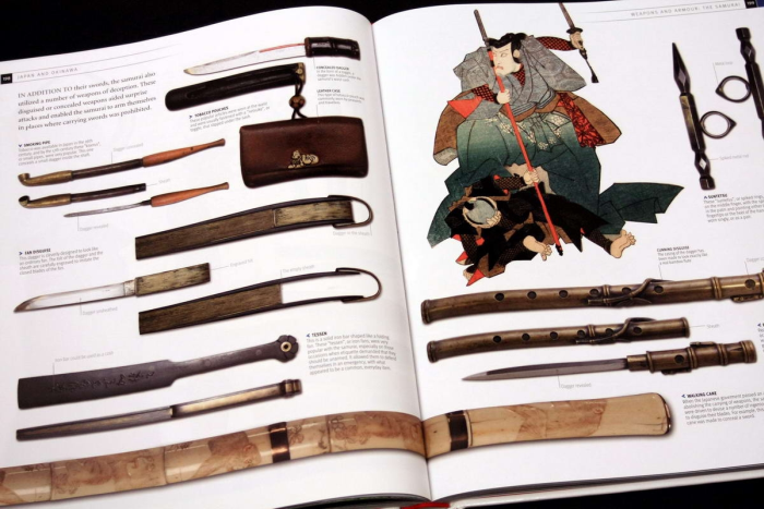 The Way of the Warrior. Martial Arts and Fighting Skills From Around the World 7