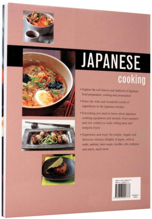 Japanese Cooking 7