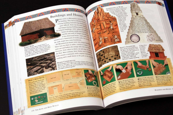 The Childrens Ilustrated Encyclopedia of the ANCIENT WOLRD 2