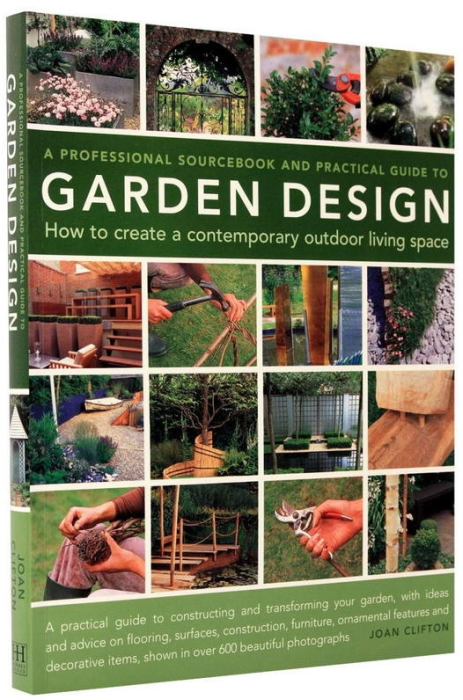 A Professional Sourcebook and Practical Guide to Garden Design. How to create a contemporary outdoor living space 1