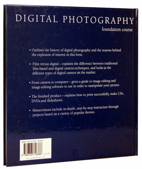 Digital Photography Foundation Course 6