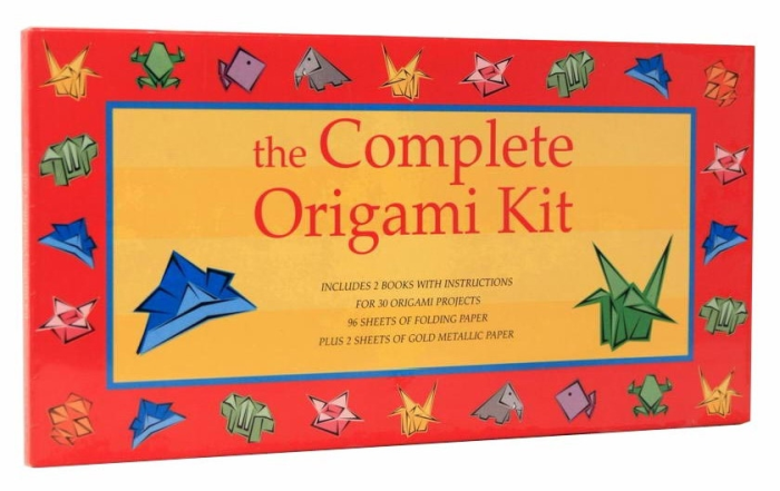 The Complete Origami Kit 1