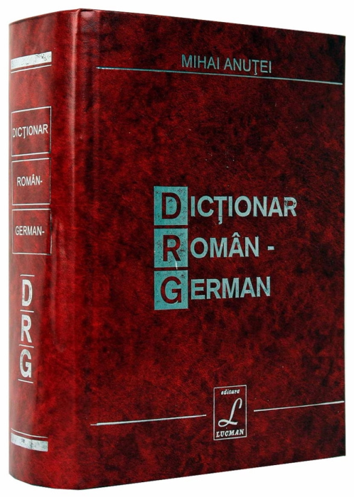Dictionar Roman German 0
