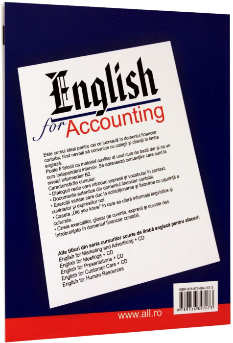 English for accounting 1