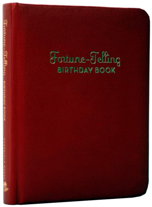 Fortune-Telling - BIRTHDAY BOOK 1