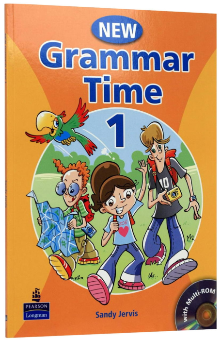 New Grammar Time 1 - with MultiRom