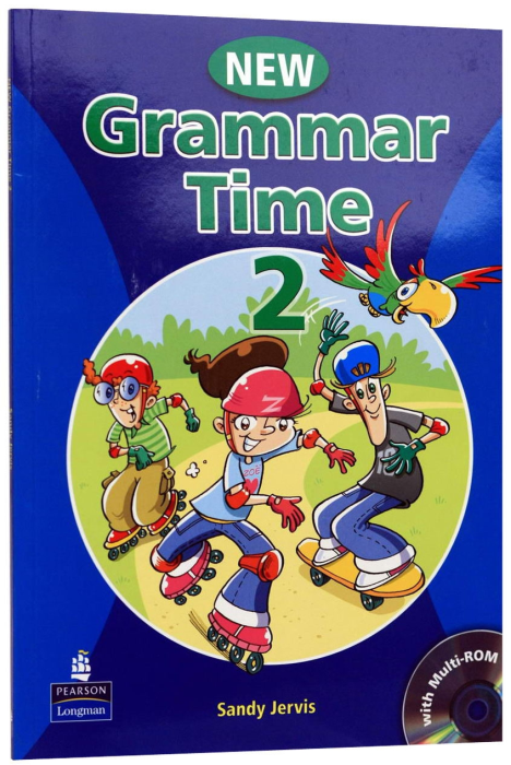 New Grammar Time 2 - with MultiRom 0