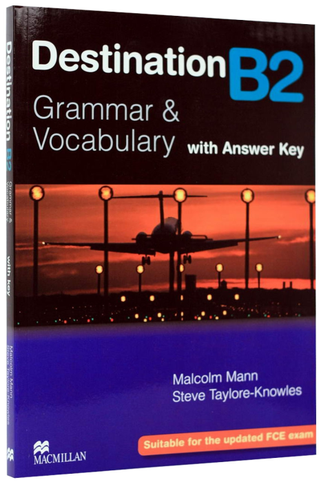 Destination B2 - Grammar & Vocabulary - with Answer Key 0