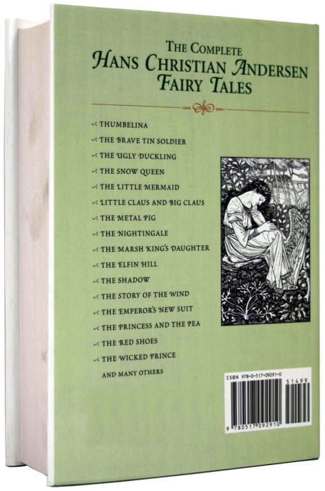 The Complete Hans Christian Andersen Fairy Tales [2]