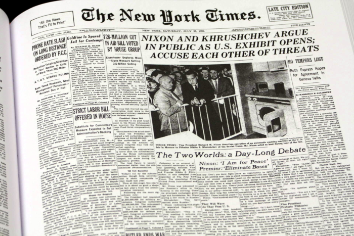 New York Times. The Complete Front Pages 1851-2008 [5]