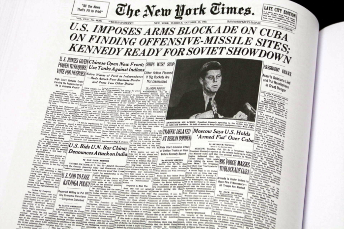 New York Times. The Complete Front Pages 1851-2008 [6]