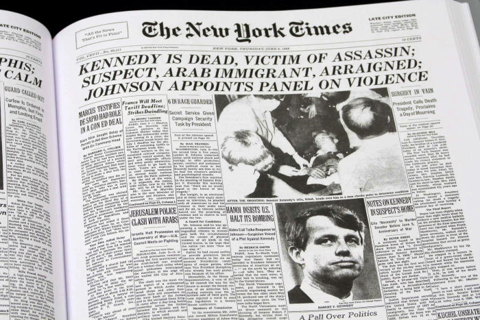 New York Times. The Complete Front Pages 1851-2008 [7]