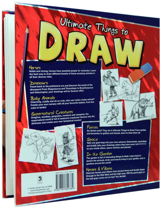 Ultimate Things to Draw [6]