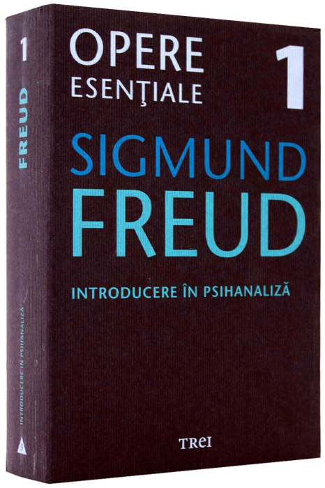 Opere Esentiale 1 - Introducere in psihanaliza 0