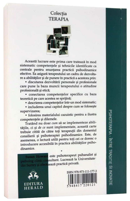 Psihoterapie & consiliere psihodinamica [1]