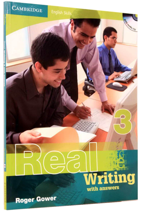 Real Writing 3 with Answers and Audio CD [0]
