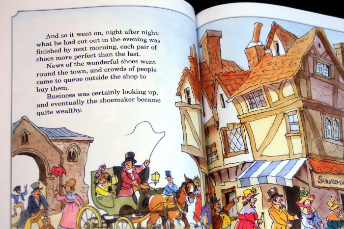 Grimm's Fairy Tales - Retold and illustrated by Val Biro [2]