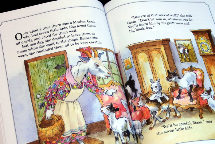 Grimm's Fairy Tales - Retold and illustrated by Val Biro [3]