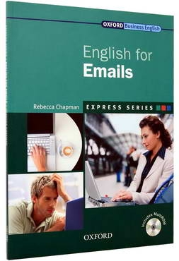 English for Emails Student's Book with MultiROM [0]