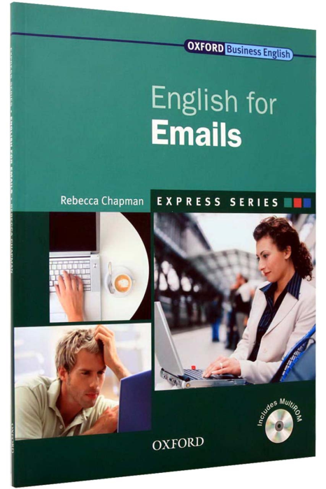 English for Emails Student's Book with MultiROM [1]