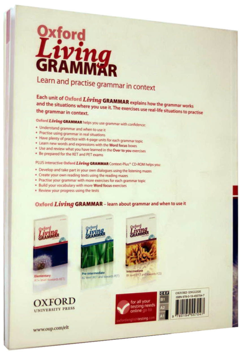 Oxford Living Grammar Elementary with CD-ROM [1]
