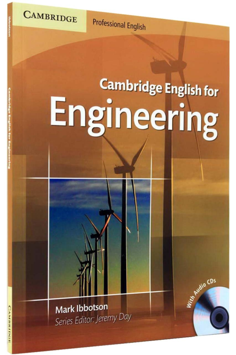 Cambridge English for Engineering Student's Book with Audio CDs (2) [1]