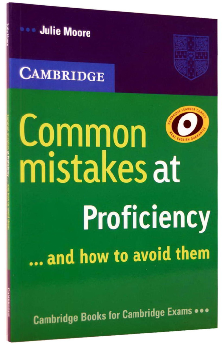Common Mistakes at Proficiency and How to Avoid Them [0]