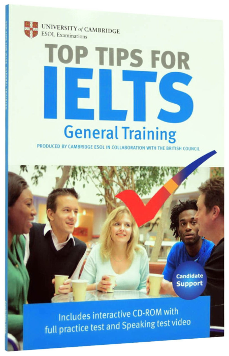 Top Tips for IELTS General Training with Interactive CD-ROM [0]