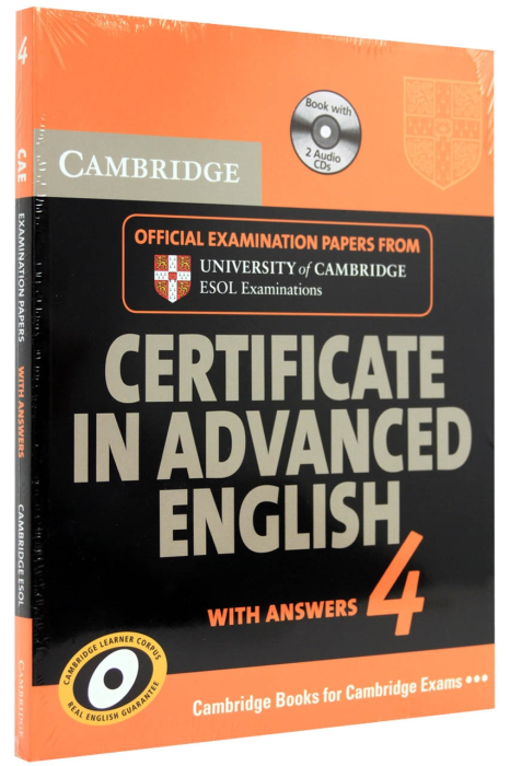 Certificate in Advanced 4. With answers and Cd 0