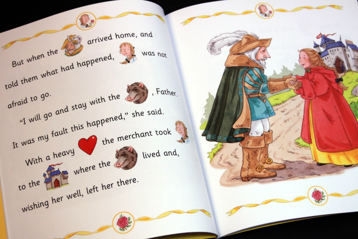 Beauty and the Beast - Book and CD 1