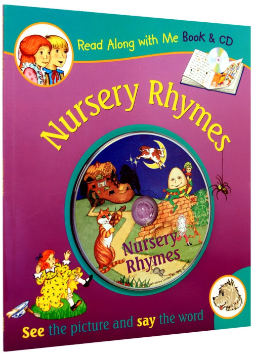 Nursery Rhymes - Book and CD