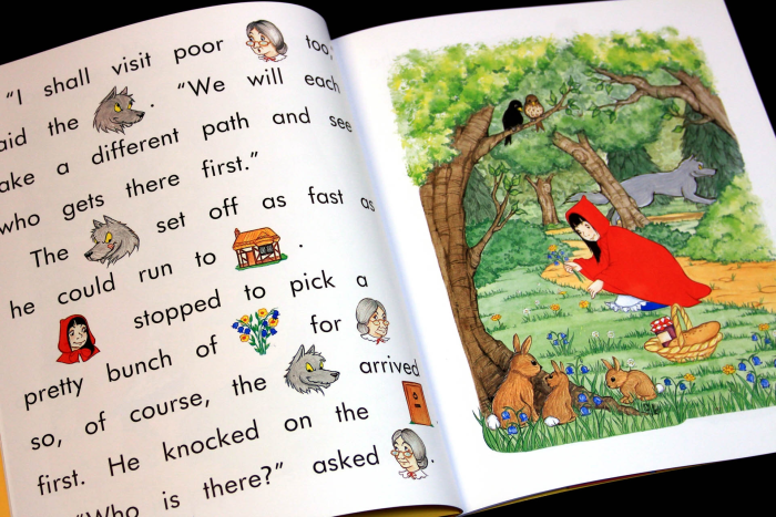 Little Red Riding Hood - Book and CD