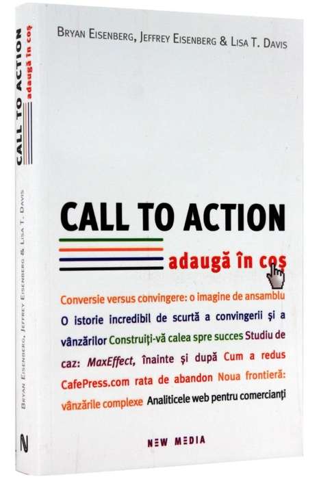 Call to action. Adauga in cos 0