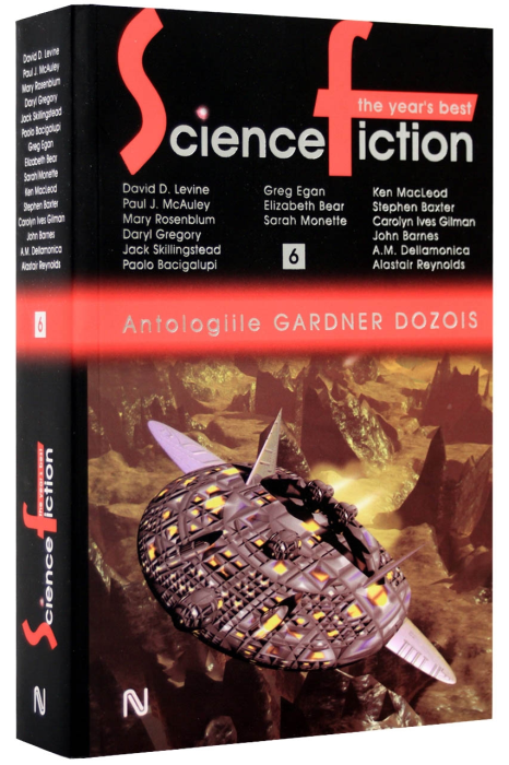The Year's Best Science Fiction. Vol. 6 - Antologiile Gardner Dozois [0]
