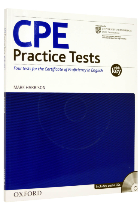 CPE Practice Tests New Edition with Answer Key and Audio CDs [0]