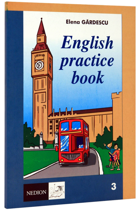 English practice book 3 0