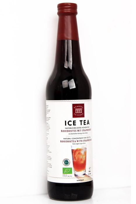 Ceai rooibos rece - ROOIBOSTEA WITH CRANBERRY 0