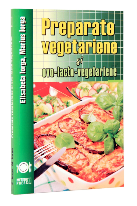 Preparate vegetariene si ovo-lacto-vegetariene 0