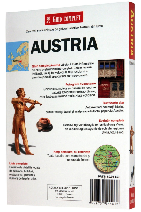 Ghid complet Austria 1