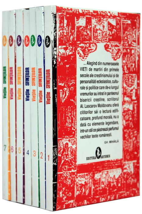 Vietile sfintilor (7 vol) 1