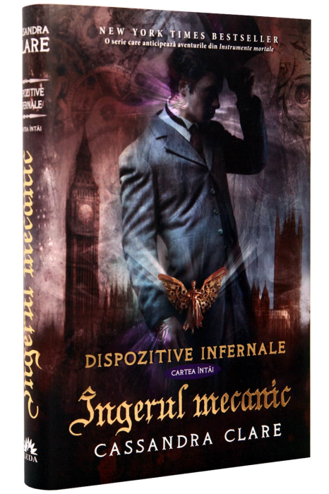 Ingerul mecanic. Dispozitive infernale vol. 1 0