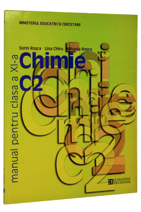 Chimie - Manual clasa a-XI-a C2 0