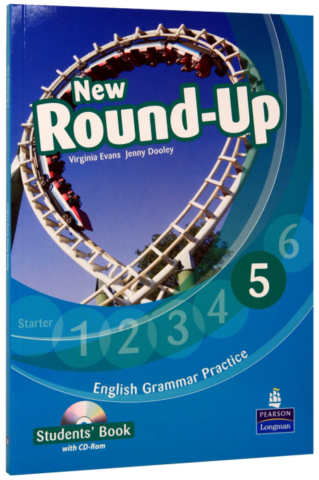 New Round-Up  5 with CD-ROM 0