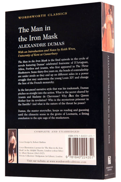 The Man in the Iron Mask [1]