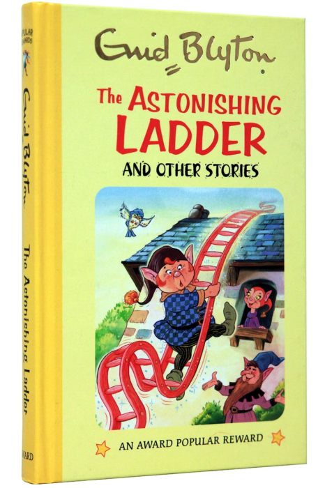 The Astonishing Ladder and Other Stories [0]
